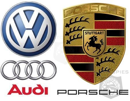 Audi And Porsche Lead Volkswagen To A 22% Gain In 1st Quarter Profits