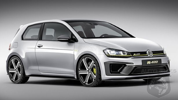 Volkswagen s 395HP Golf R400 Nearing Reality Who Should Be Shaking In Their Boots Right Now