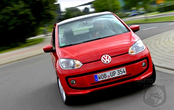 VW Domination Of European Sales Due To Better Value And Financing Options
