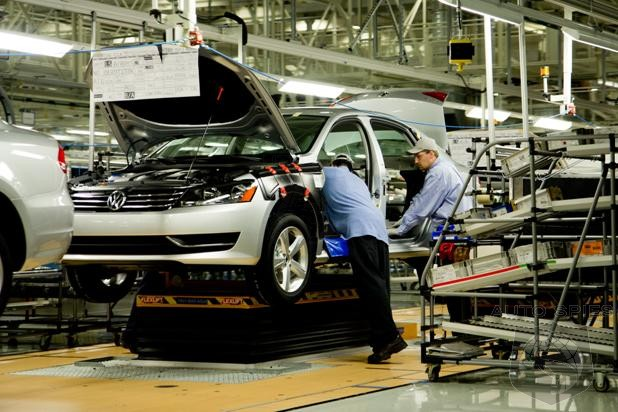 Volkswagen Opens Nationwide Search To Fill Key Positions At Tennessee Plant