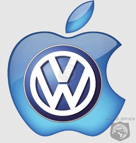 Volkswagen To Mimic Apple With Lightening Fast Updates