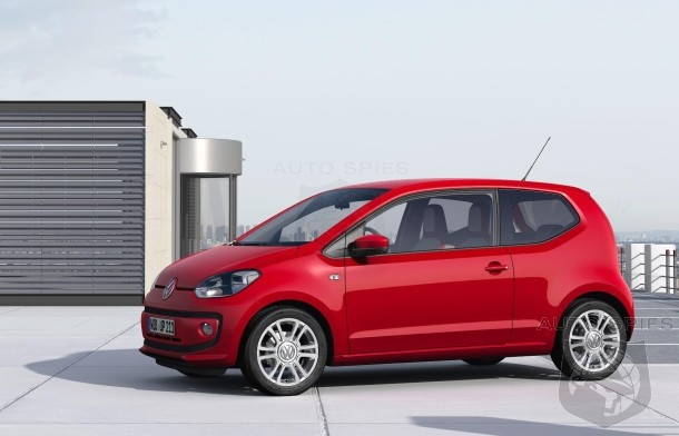 If The Japanese Market Is So Closed To Imports, Then How Did The VW Up! Blow That Market Wide Open?