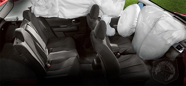 Owners Complaining That Slamming Doors On A 2012 Nissan Versa Will Deploy The Airbags ...