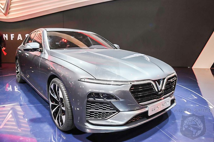 Vietnam's $17K Sedan Hits Showrooms On Monday - Can It Reshape The Industry?