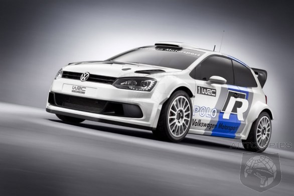 Volkswagen Rules Out Fomula One For Now - Will Focus On WRC