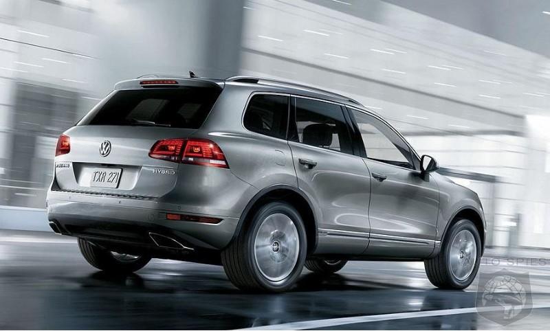 Volkswagen Suvs New 2013 2014 Volkswagen Suv Models Auto Design Tech