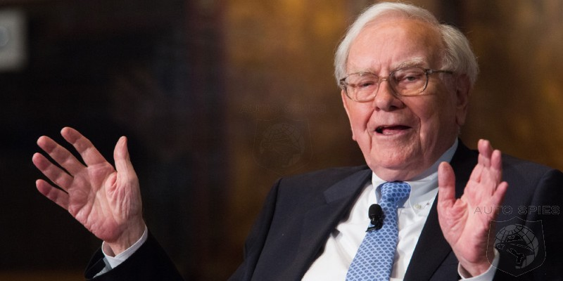 Warren Buffet Pays Cash For 75 Auto Dealerships In One Fell Swoop