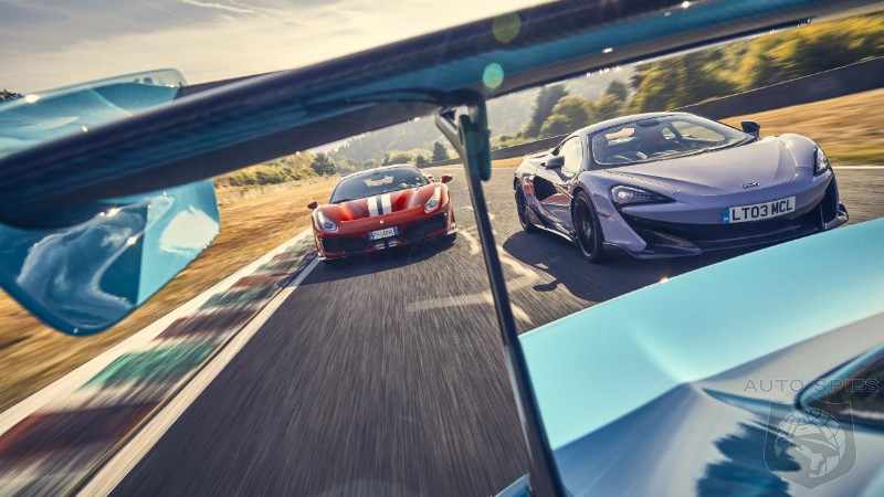 Battle Of The Big Guns: Ferrari 488 Pista vs McLaren 600LT vs Porsche 911 GT2 RS, Which One Has Your Bankroll?