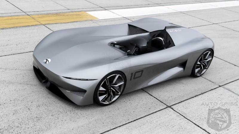 Infiniti Says All Future Cars Will Be Fun To Drive
