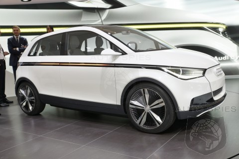 Audi Cans Production Of Electric A2 - Will Focus On Vehicles Customers Actually Want