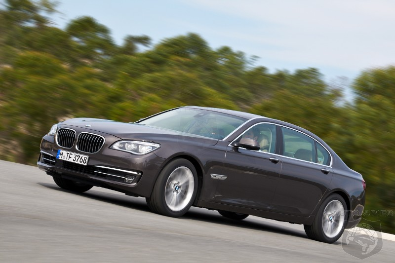 2013 BMW 7-Series To Start At Only $74,195