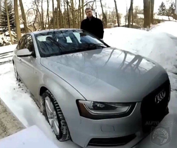 Audi A4 S-Line vs. AWD Ford Fusion Titanium - Are Those Four Rings Worth $7500 Extra?