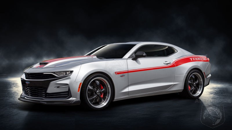 Yenko Camaro Returns With 1,000 Horsepower Making It The Ultimate Dealer Option