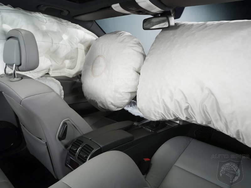 What The Heck Has Happened To Japanese Quality? Airbag Supplier Says 3 Million Cars Might Need To Be Seen A Second Time!