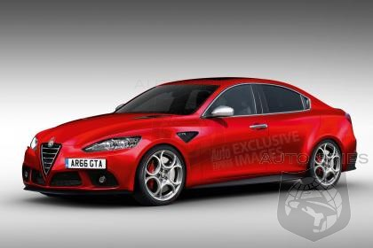 Alfa Romeo Working On New Giulia GTA To Battle M3, RS4, And C63 AMG