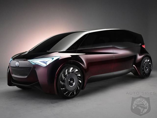 Is Toyota Falling Behind In Alternative Fuel Technology Race?
