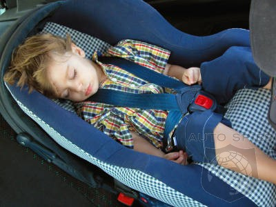 Have We Gone Too Far? NHTSA Studies Systems To Warn Parents That They Left A Child In The Vehicle