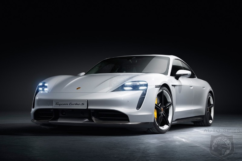 Porsche Wants Comparisons Of Taycan To The Model S To Stop Because It Wasn't a Factor - Well Then What Was?