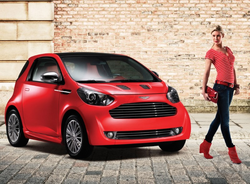 Aston Martin Drops Cygnet City Car From Product Line To Focus On Sports Cars