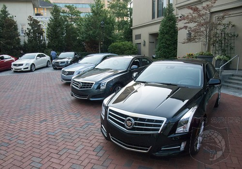 Can't Keep The Pace: BMW, Mercedes, And Lexus Trounce Domestic Luxury Brands In 2012