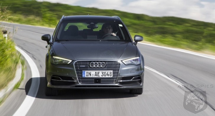 UK Version Of Audi A3 e-tron To Start At Only $59,000 - Deliveries Start In January