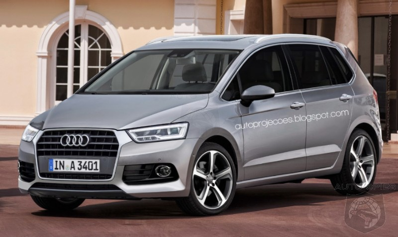 Would You Consider An Audi Minivan A Sell Out To Mainstream Or Smart Move