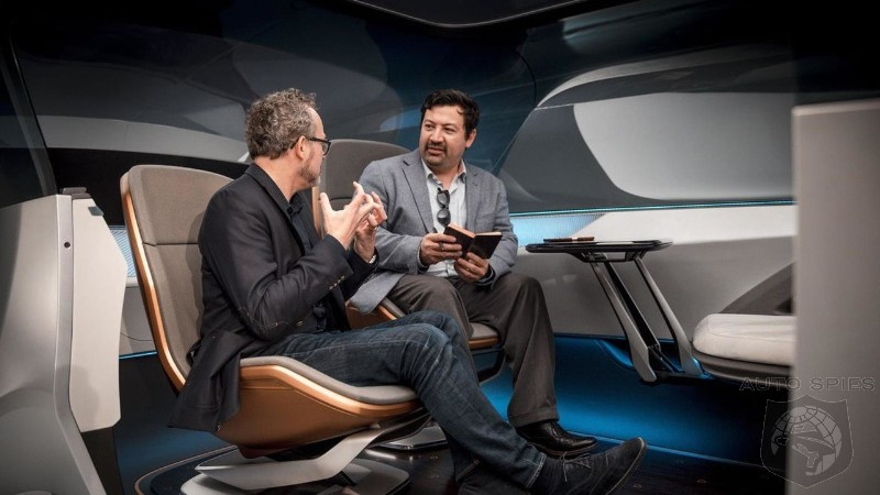 Can You See It Now? Audi Envisions A Long Distance Lounge In Your Future