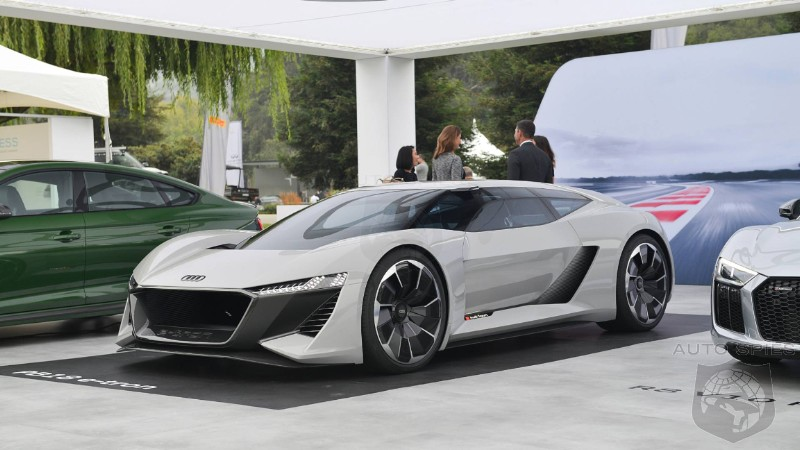 Audi PB18 Supercar To See Limited Production