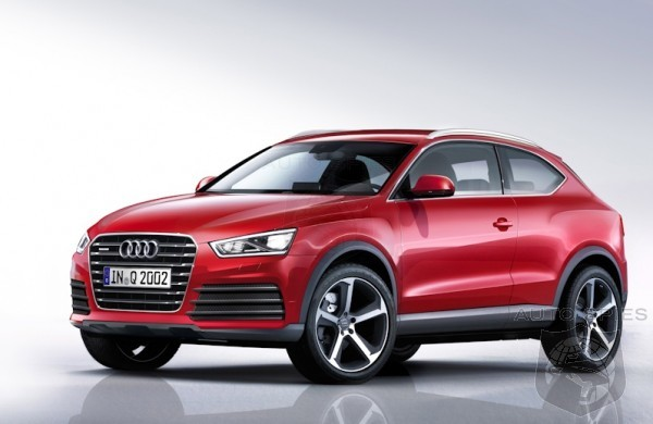 PARIS MOTOR SHOW: Audi Q2 SUV To Make Appearance