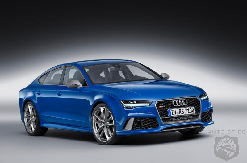 Audi 0 60 >> With A 0 60 Of Just 3 7 Seconds Will The Audi Rs6 Or Rs7 Ever Need