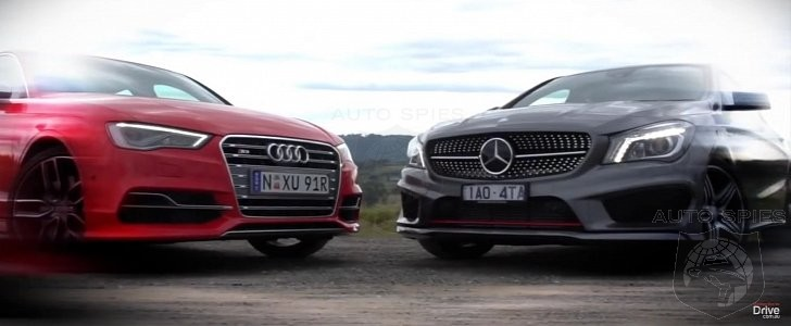 Audi S3 Vs Mercedes CLA 250 Sport Which Gives The Best Bang For The Buck