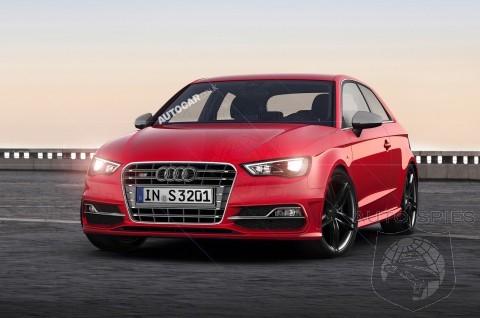 Audi Answers M135i With 276 HP S3