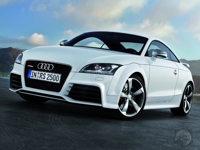 audi tt 2009 tuning. Audi TT RS First Drive - Did