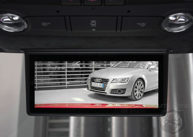 Audi Transfers LED Rearview Mirror From LeMans To Production Version Of R8 e-tron
