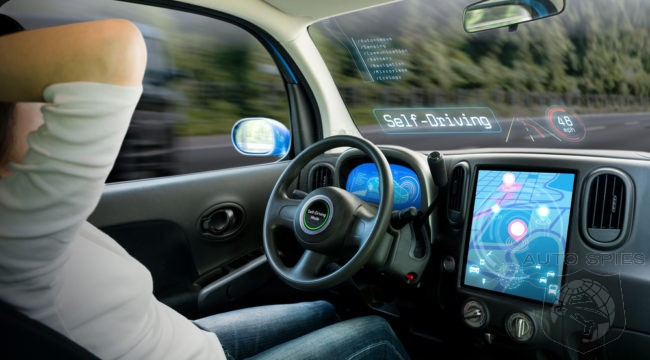 UK Wants To Recertify Drivers Of Self Driving Vehicles With New License