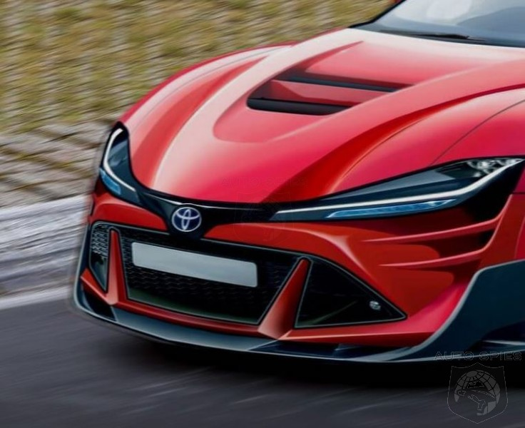 Toyota CONFIRMS GT86 Will Become The Supra's Little Brother With Second Generation