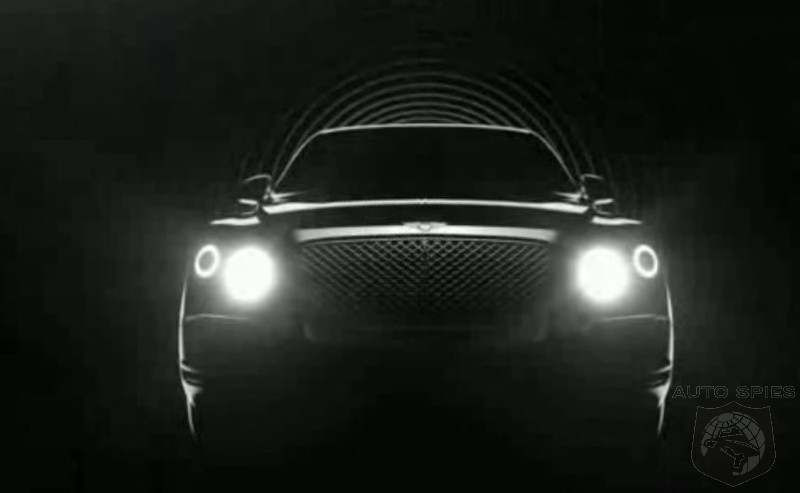You Interested NOW? Bentley Features New SUV In Video Tease