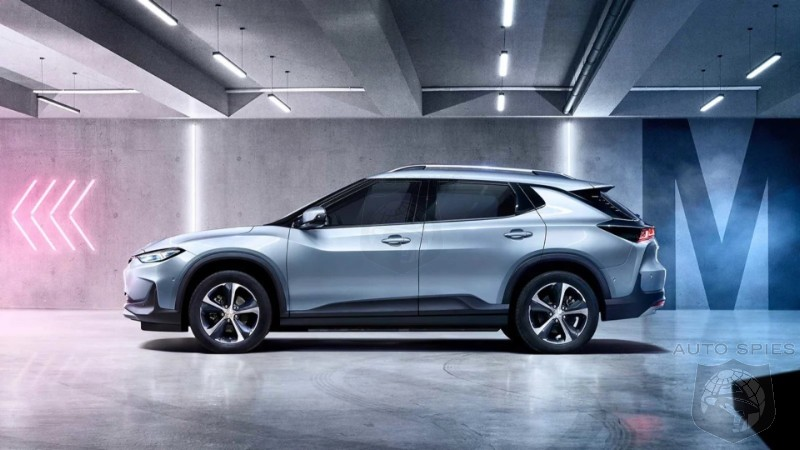 Chevrolet Morphs The Bolt Into A Crossover But It Isn't Heading Stateside