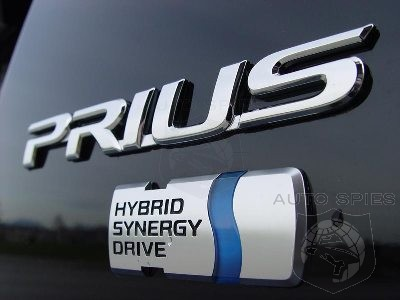 Toyota Considering AWD For Next Gen Prius - A Move To Strengthen Snow Belt Sales Or Just Playing Catch Up?