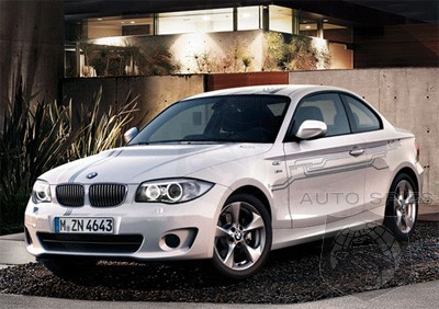 BMW Recalls 1 Series ActiveE For