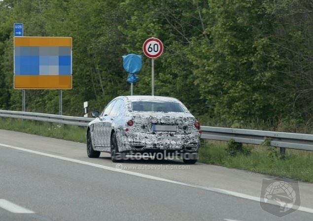 Ooops! BMW 7-Series Plug-In Hybrid Breaks Down During Testing