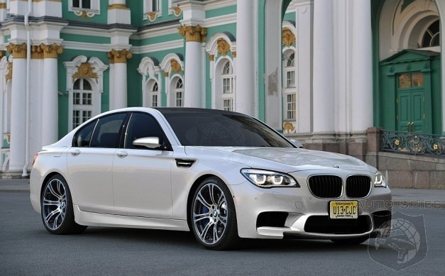Report Reveals BMW Is Preparing First Ever M7 To Meet Mercedes Benz S Class AMG Audi S8 And Jaguar XJR Threat