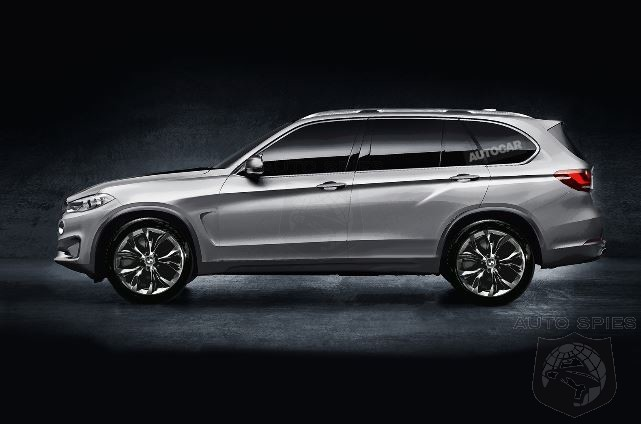 Bmw Plans Total Domination With Eight Suv Model Ranges By