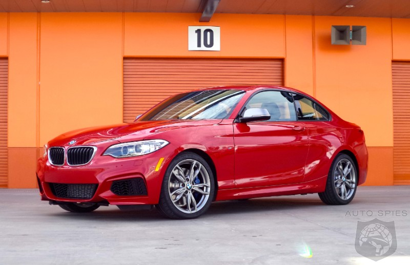 The Perfect Formula? Consumer Reports Ranks BMW M235i Over Porsche 911 And Chevrolet Corvette!