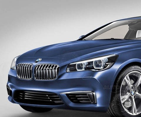 If The BMW 2-Series Gran Coupe Actually Looks This Good Would You Buy One?