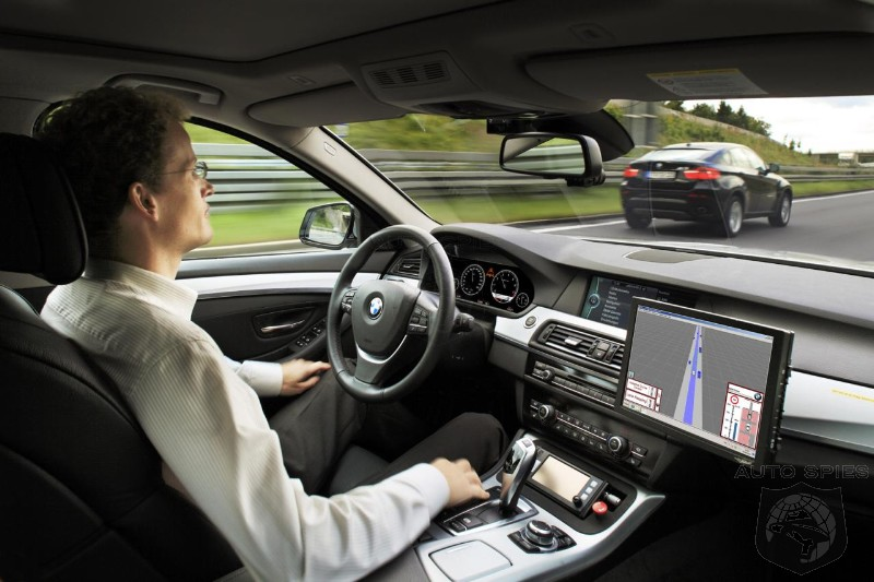 What About You? Study Reveals The 60% Of European Drivers Think Autonomous Vehicles Are A Great Idea