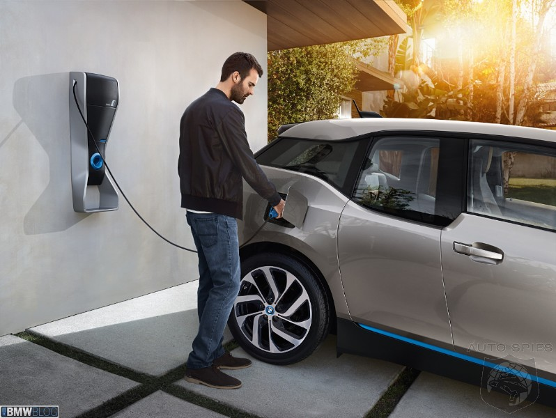 BMW Not Worrying About Buyers Using Public Charging Networks