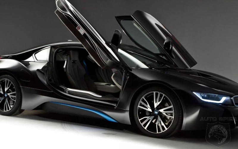 Next Gen BMW i8 Will Most Likely Be All Electric To Compete With Tesla Roadster