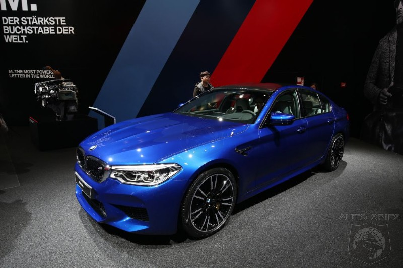 2018 bmw m5.  2018 iaa can all of the new features allow 2018 bmw m5 to gain ground in  segment and bmw m5