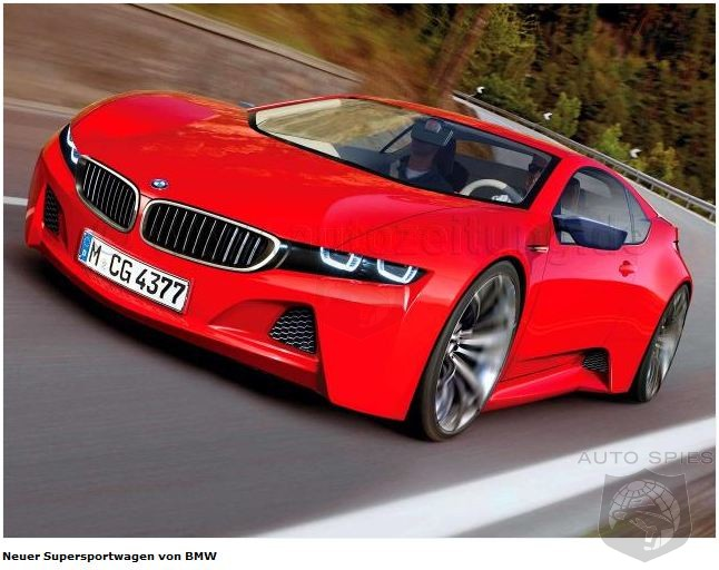 Bmw To Bring M8 Sports Car Market In 2016 Should The Italians Be Worried